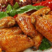 Chicken Wings Bumbu Pedas Manis